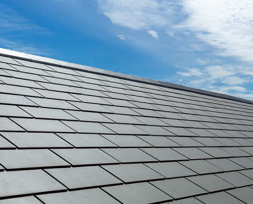 Jim's Energy - Solar roof tiles